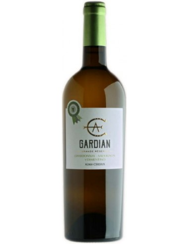 Vin Gardian Blanc Grande Réserve 2018 - Alma Cersius - Chai N°5