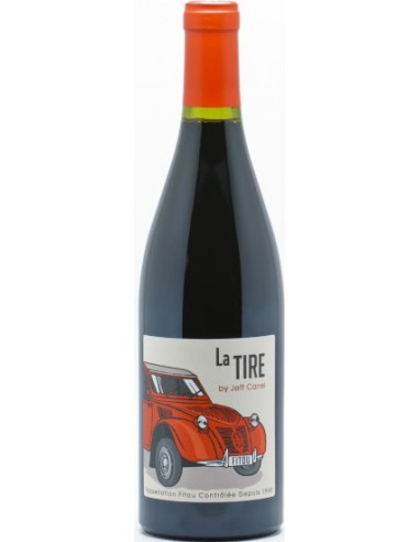 Vin La Tire 2018 - Jeff Carrel - Chai N°5