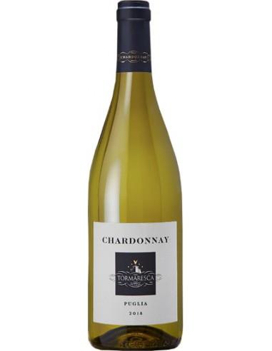 Vin Chardonnay Puglia 2018 Tormaresca - Antinori - Chai N°5