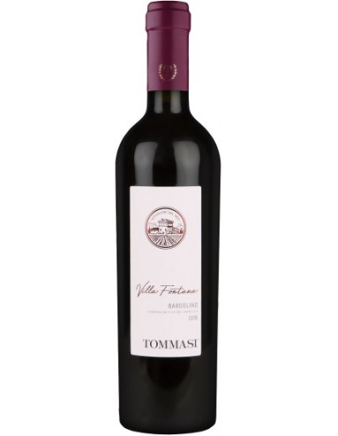 Vin Villa Fontana 2018 Bardolino - Tommasi - Chai N°5