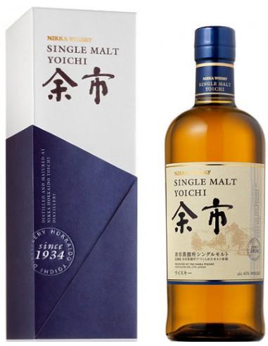 Whisky Nikka Yoichi - Chai N°5