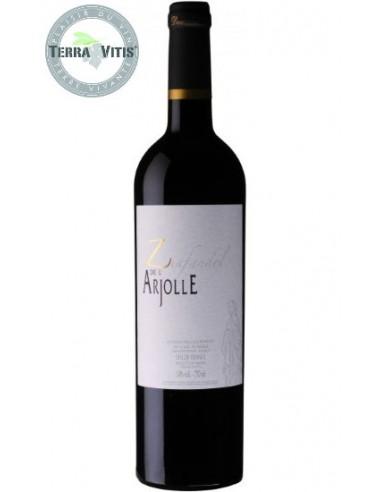 Vin Zindandel de l'Arjolle 2017 - Domaine de l'Arjolle - Chai N°5
