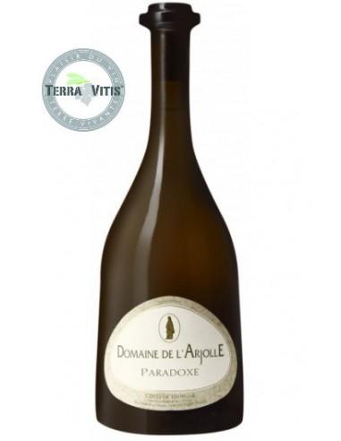 Vin Paradoxe Blanc 2017 - Domaine de l'Arjolle - Chai N°5