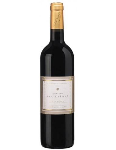 Vin Château Bel Evêque 2015 - Pierre Richard - Chai N°5