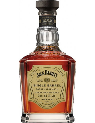 Whiskey Jack Daniel's Single Barrel Strenght - Chai N°5