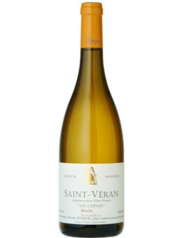 Vin Saint-Véran Les Chênes 2016 - Domaine Auvigue - Chai N°5