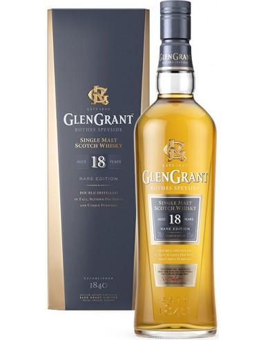 Whisky Glen Grant 18 ans Single Malt - Chai N°5