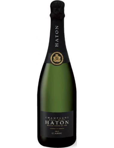 Champagne Haton Brut Cuvée Classic - Chai N°5