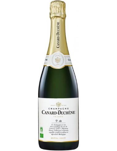 Champagne Canard-Duchêne Bio P. 181 - Chai n°5