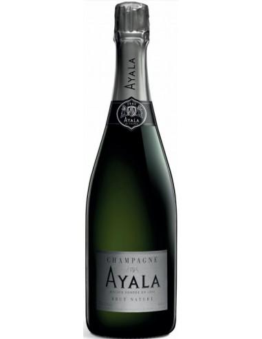 Champagne Ayala Brut Nature - Chai N°5