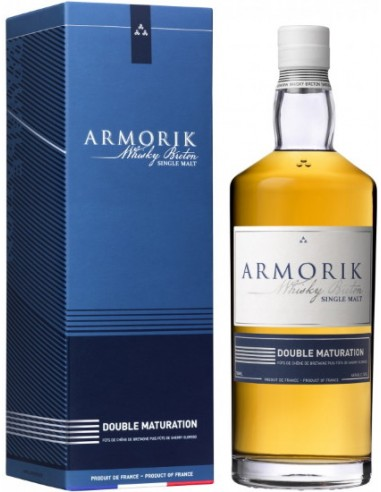 Whisky Armorik Double Maturation - Chai N°5