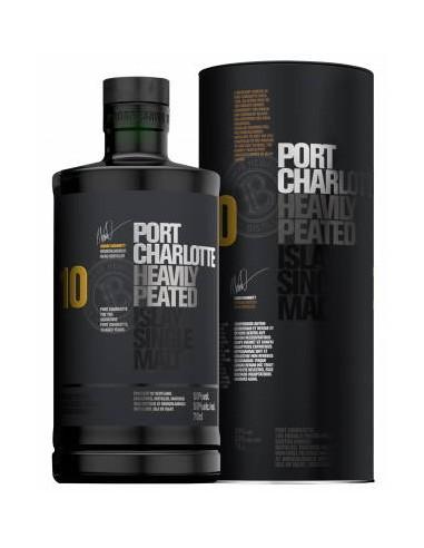 Whisky Bruichladdich Port Charlotte 10 ans - Chai N°5