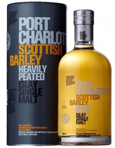 Whisky Bruichladdich Port Charlotte - Chai N°5