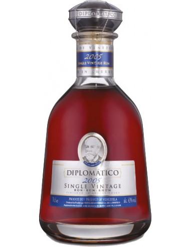 Rhum Diplomatico Single Vintage 2005 - Chai N°5