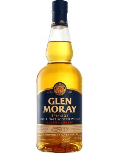 Whisky Glen Moray Chardonnay Cask Finish - Chai N°5