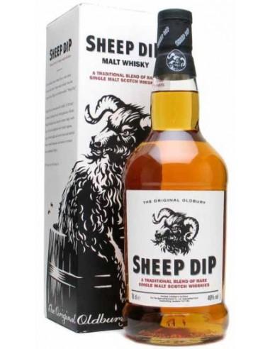 Whisky Sheep Dip Blended malt - Chai N°5