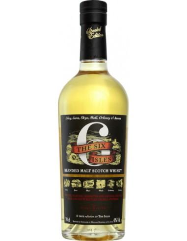 Whisky The 6 Isles - Chai N°5