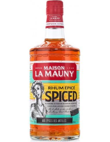 Rhum La Mauny Spiced - Chai N°5