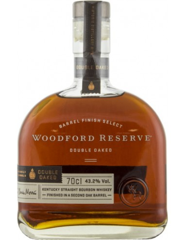 Whisky Woodford Reserve Double Oaked - Chai N°5