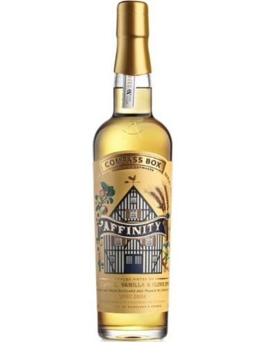 Whisky Compass Box Affinity - Chai N°5