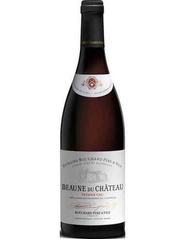 Vin Beaune du Château Rouge Premier Cru 2018 - Bouchard Père & Fils - Chai N°5