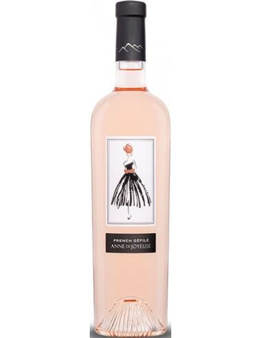 Vin French Défilé Rosé 2019 Pays d'Oc - Chai N°5