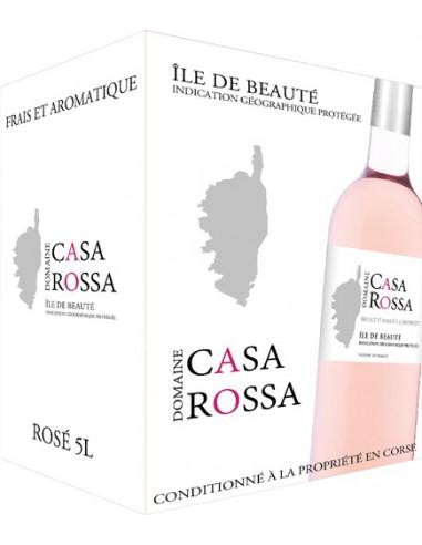 Vin Domaine Casa Rossa en Bib 5L - Chai N°5