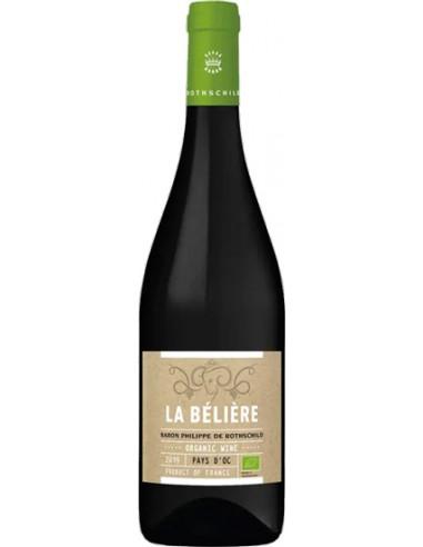 Vin La Bélière Rouge Bio 2019 - Baron Philippe de Rothschild - Chai N°5