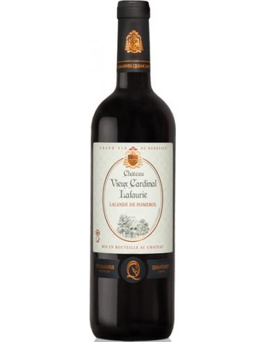Vin Château Vieux Cardinal Lafaurie 2016 - Chai N°5
