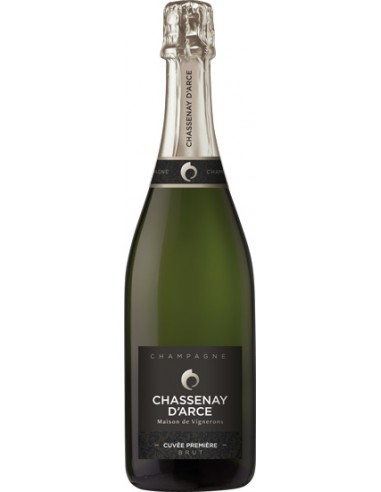 Champagne Chassenay d'Arce Cuvée Première Brut - Chai N°5