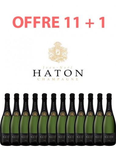 Champagne Haton Brut 11+1