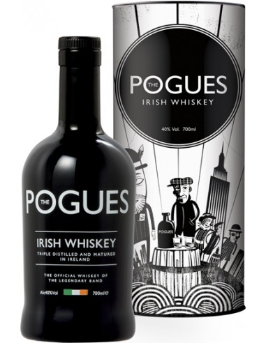 Whiskey The Pogues - Chai N°5