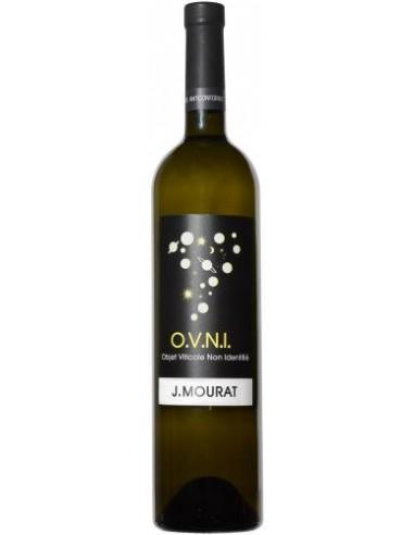 Vin OVNI Blanc 2019 - Domaine Mourat - Chai N°5