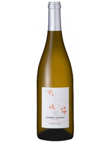 Vin Pinot Gris 2018 du Domaine Bonnet-Huteau - Chai N°5