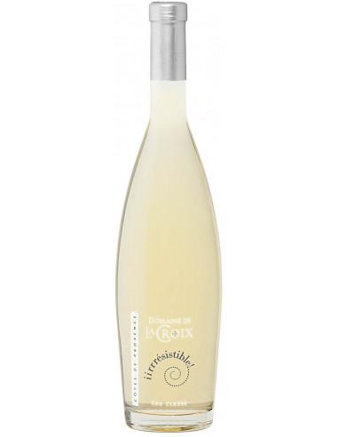 Vin Irrésistible Blanc Cru Classé 2017 - Domaine de la Croix