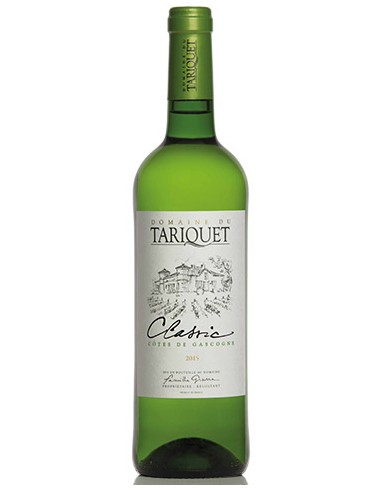 Vin Tariquet Classic 2018 en 37.5 cl - Côtes de Gascogne - Domaine du Tariquet - Chai N°5