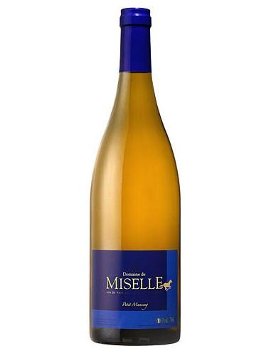 Vin Petit Manseng 2016 - Domaine de Miselle - Chai N°5