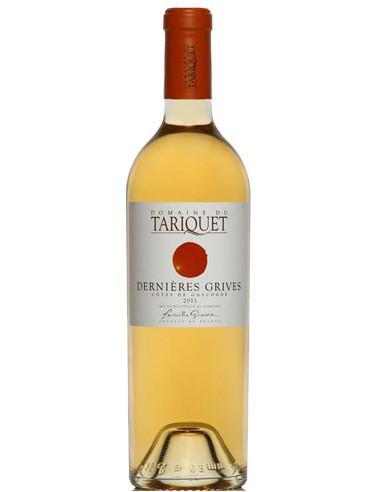 Vin Les Dernières Grives 2016 - Domaine du Tariquet - Chai N°5