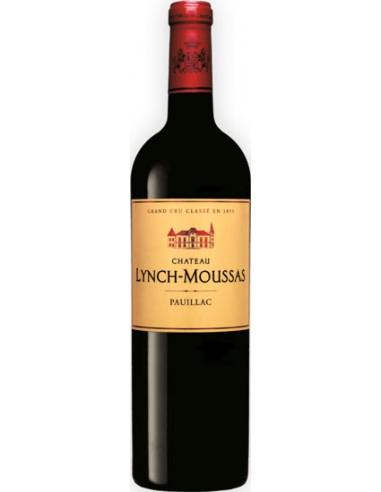 Vin Château Lynch-Moussas 2015 Pauillac Grand Cru Classé - Chai N°5