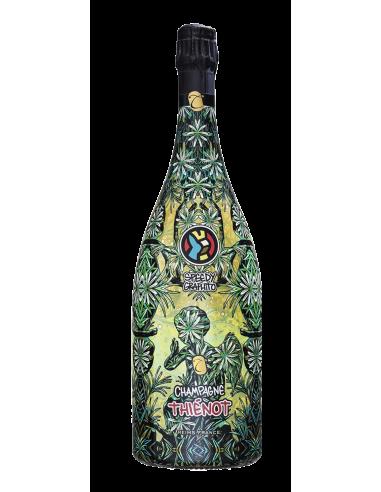 Champagne Thiénot Speedy Graphito Brut Magnum - Chai N°5