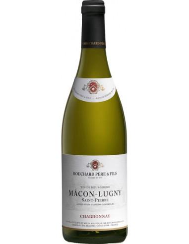 Vin Mâcon-Lugny Saint-Pierre 2018 - Bouchard Père & Fils - Chai N°5