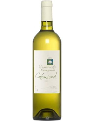 Vin Colombard 2017 - Domaine des Cassagnoles - Chai N°5
