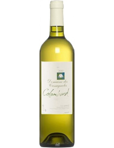 Vin Colombard 2018 - Domaine des Cassagnoles - Chai N°5