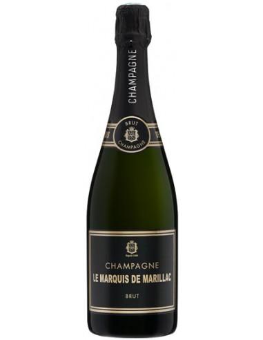 Champagne De Venoge Le Marquis de Marillac Brut - Chai N°5