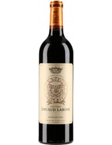 Vin Château Gruaud Larose 2015 Saint-Julien Grand Cru Classé - Chai N°5