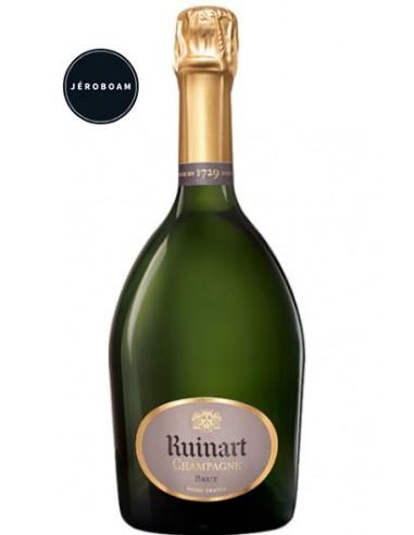 Champagne R de Ruinart Brut Jéroboam - Chai N°5