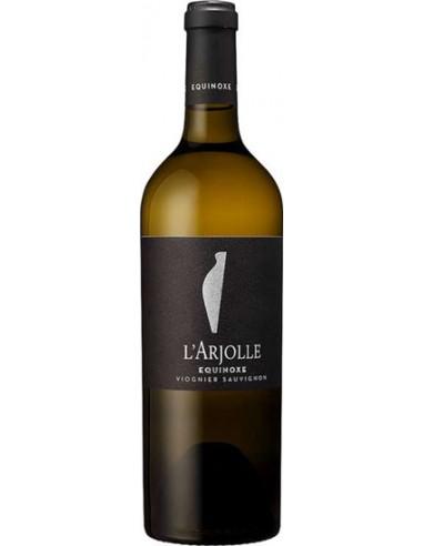 Vin Equinoxe Viognier Sauvignon 2019 - Domaine de l'Arjolle - Chai N°5