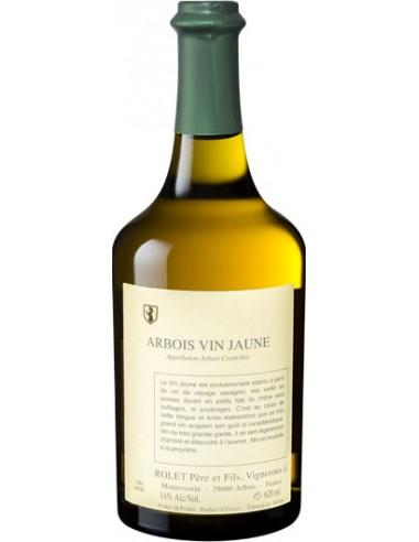 Vin Arbois Vin Jaune 2011 en 37.5 cl - Domaine Rolet