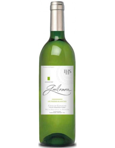 Colombard Ugni Blanc - 2015 - Domaine Guillaman - Chai N°5