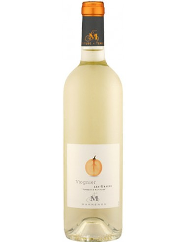 Viognier - Les Grains - 2015 - Marrenon - Chai N°5